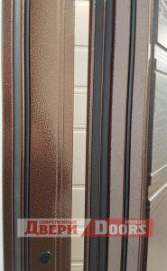Купить входные двери с терморазрывом в каталоге по низкой цене